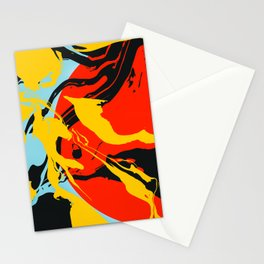Bluster Stationery Cards