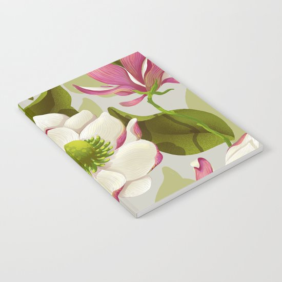 magnolia bloom - daytime version Notebook