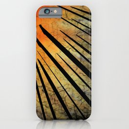 Ethereal Sunset iPhone Case