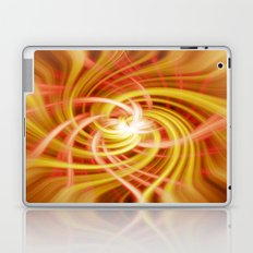 Twirls Laptop & iPad Skin