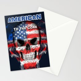 To The Core Collection: USA Stationery Cards
