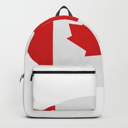 flag canada Backpack