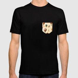 Voyagers Pattern T-shirt