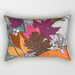 Leaves of Fancy Rectangular Pillow