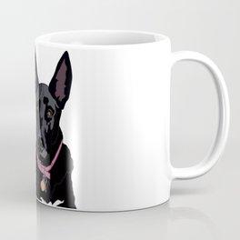 Stella the King Shepherd Coffee Mug