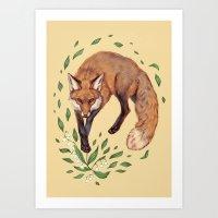 Kielo Art Print