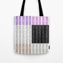 Wheels or Flowers? Tote Bag