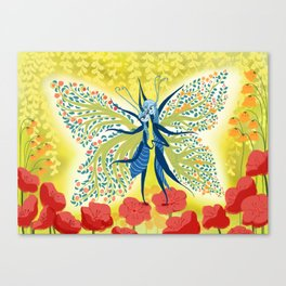 Messengers of Spring Canvas Print