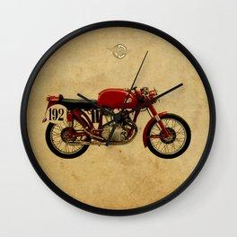 Ducati GS125 1954 Wall Clock