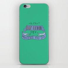 Liz Lemon iPhone & iPod Skin