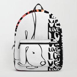 WEIM LOVE! Backpack
