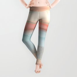 Mint Moon Beach Leggings