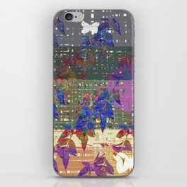 Enchanted nature iPhone Skin