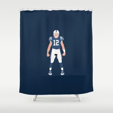 ColtStrong - Andrew Luck Shower Curtain