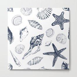 Underwater creatures Metal Print