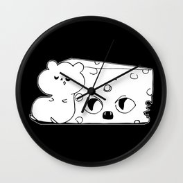 ▴ rat ▴ Wall Clock