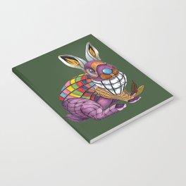 Steampunk Bunny Rabbit Notebook