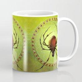 Grape Spider Coffee Mug