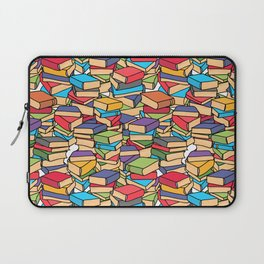 Maximalist Book Collector Laptop Sleeve