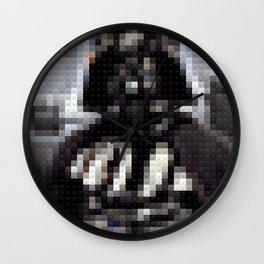 Legobrick Darth Vader Wall Clock