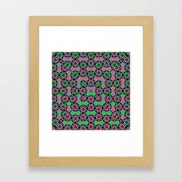 Heptamesh, 2280k Framed Art Print