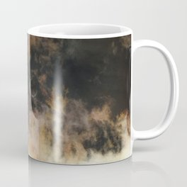 Solar Eclipse and Clouds Coffee Mug
