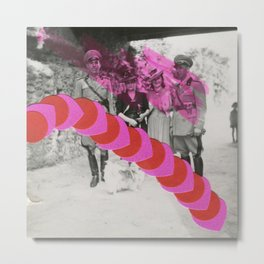 Tempi Residui - C5 - 001 Metal Print