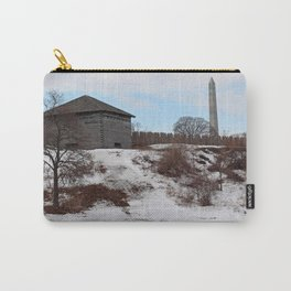 Fort Meigs in Winter II Carry-All Pouch