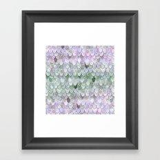 MAGIC  MERMAID Framed Art Print