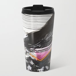Day 44: The exchange between a tired body and a lively mind. No peace can be held in the soul until Travel Mug