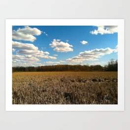 West Bloomfield Art Print