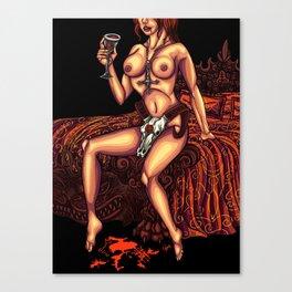 Sex Magic Canvas Print