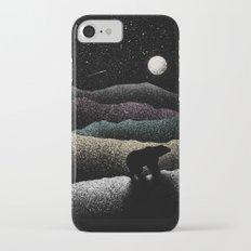 Wandering Bear iPhone 7 Slim Case