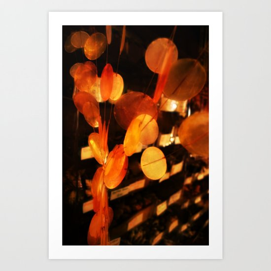 Untitled Hanging Art Print
