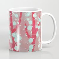 blossom Mugs featuring Blossom by Nic Squirrell