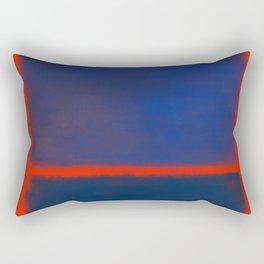 Rothko Inspired #7 Rectangular Pillow