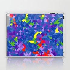 Geometry Sea Laptop & iPad Skin