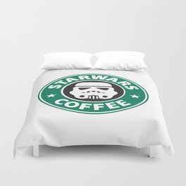 StarWars Coffee Duvet Cover