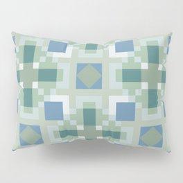 Gentle Shaded Plaid Pillow Sham