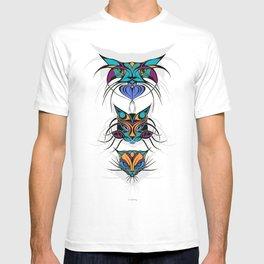 TRIBAL CATS T-shirt