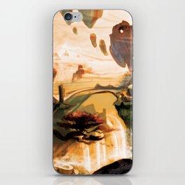 Fantastical Landscape iPhone Skin