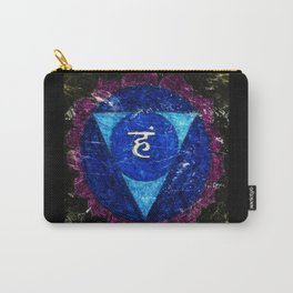 Vishuddha or Vishuddhi Carry-All Pouch