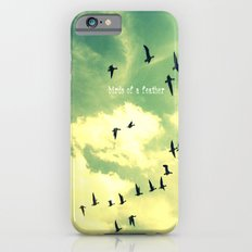 Birds of a Feather iPhone 6s Slim Case