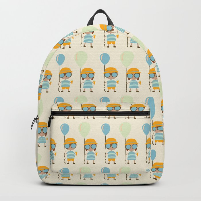 Happy kids Backpack