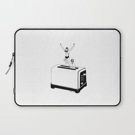 1 Minute Tan Laptop Sleeve