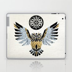 owl king! Laptop & iPad Skin