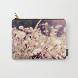 Thistle Fields Carry-All Pouch