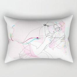 DNA NOWADAYS Rectangular Pillow