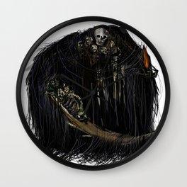 Gravelord Nito - Dark Souls Wall Clock