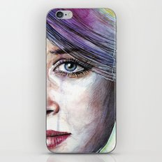 Beautiful Eyes iPhone & iPod Skin